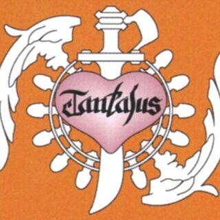 Concept artwork of an alternate colored Tantalus emblem.