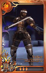 FF11 Volker R+ F Artniks