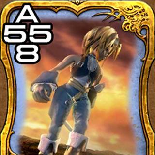 Zidane from <i>Final Fantasy IX</i>.