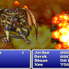 Blaze in the <i>Origins</i> version.