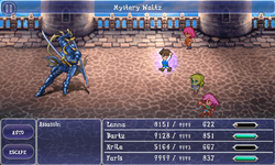 FFV iOS Dance