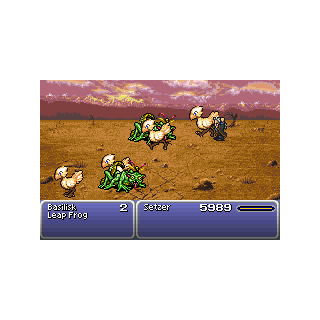 Chocobo Stampede (GBA).