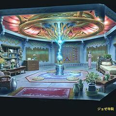 Djose Temple concept artwork.