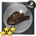 FFRK Ten-Gallon Hat FFVIII