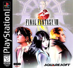 Final Fantasy 8 ntsc-front