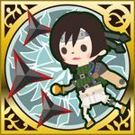 FFAB Makibishi - Yuffie Legend SR+