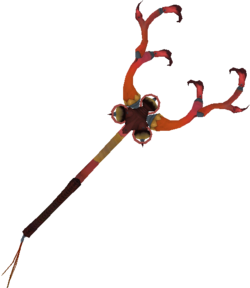 FFXIII Hunter's Rod