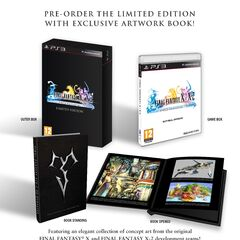 PS3 European Limited Edition (Temporary package).