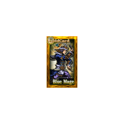 Blue Mage (male).