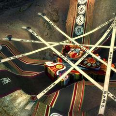 Yojimbo in the Chamber of the Fayth in <i>Final Fantasy X</i>.