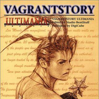 Ultimania cover.
