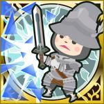 FFAB Armor Break - Steiner Legend SR+