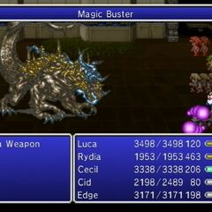 Magic Buster (Wii).