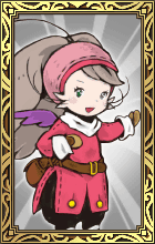 FFTS Moogle Summoner Portrait