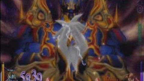 Dissidia Final Fantasy - Exdeath's EX Burst