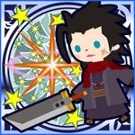 FFAB Lucky Stars - Zack Legend SSR+