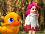 CD2 Chocobo and Shiroma
