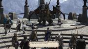 FFXIV Midgardsormr Heavensward Ending