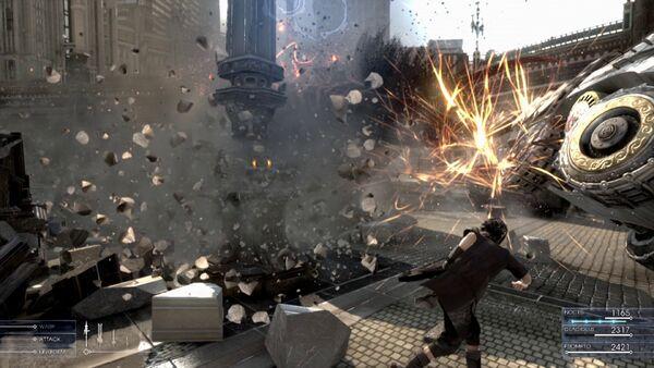 Ffxv e3 2013 gameplay-75