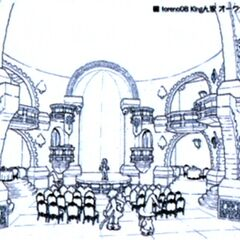 Concept artwork of Treno's Auction House.