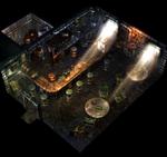 Corel prison pub