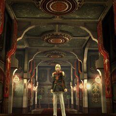 Inside the Akademeia (PSP).