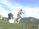 FFX Attack Rikku