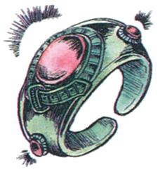 Rune Bracers FFIII Art