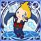 FFAB Dolphin Blow - Zell Legend SSR