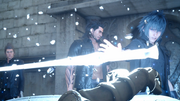 Getting King's Weapon FFXV