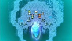 FFD Crystal Massive Cavern