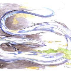 White Dragon.