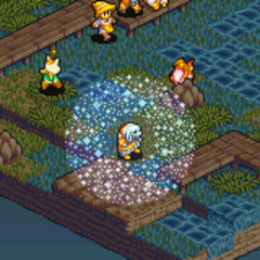 Raise in <i>Final Fantasy Tactics Advance</i>.