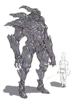 Shadow Lord FFXI Art