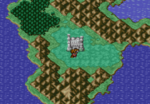 Citadel of Trials World Map PS
