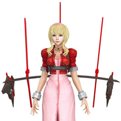 Outfit in <i>Gunslinger Stratos 2</i>