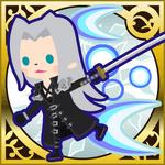 FFAB Sudden Cruelty - Sephiroth Legend SR