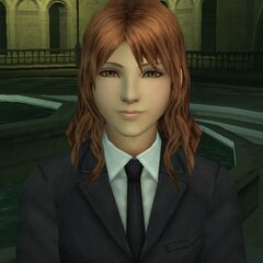 Cissnei in <i>Crisis Core -Final Fantasy VII-</i>.