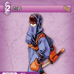 2-076C Ninja (Male)