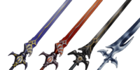 Dark sword (weapon type)
