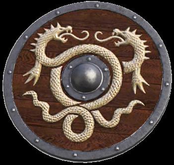 round shield Gallery