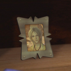 A photo of Nora in the Estheim Residence.