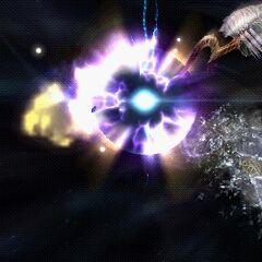 Thor's Hammer EX Burst.