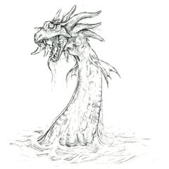 Sea Dragon.