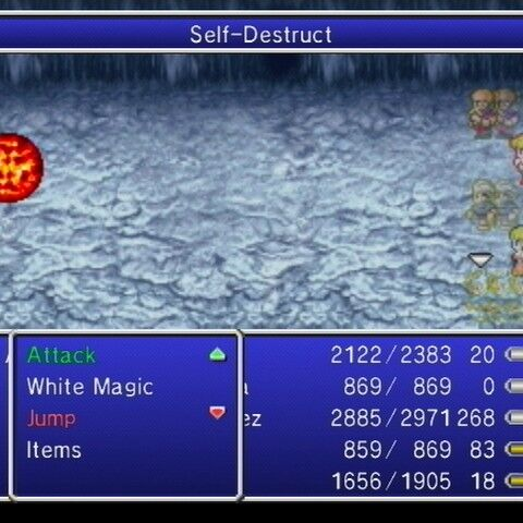 Self-Destruct (Wii).