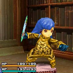 Clay Doll Armor.