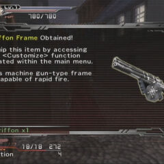 Griffon Frame