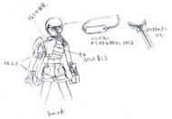 Yuffie Sketch