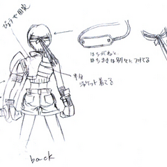 Yuffie Outfit.