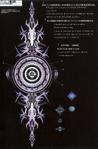 Bahamut summon symbol concept